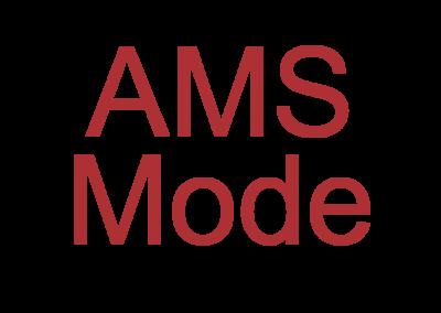 AMS-mode